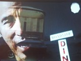 A still from Bruce Springsteen's video, shot in part at The Roadside Diner.<br />